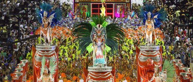 2016리우올림픽,리우카니발, 브라질 95개 호스텔
